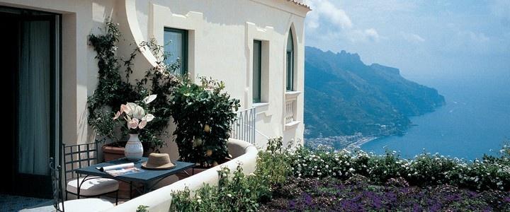 Hotel Caruso - Ravello, Italy