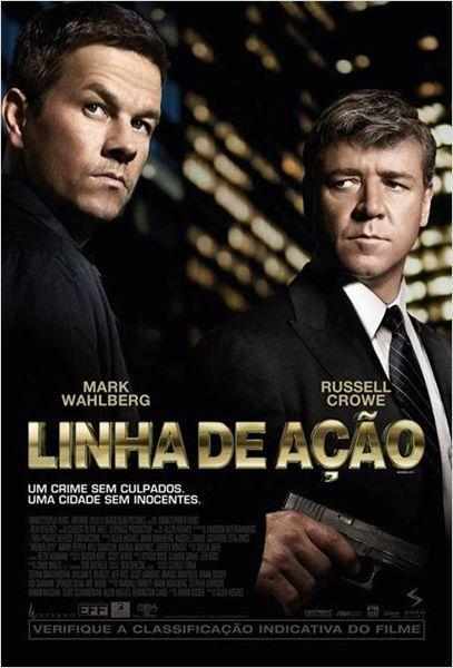 Um ótimo filme de suspense para o final de semana 'Linha de Ação'