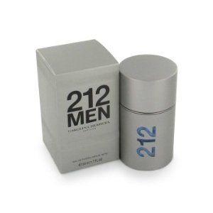 Carolina Herrera 212 By Carolina Herrera For Men.