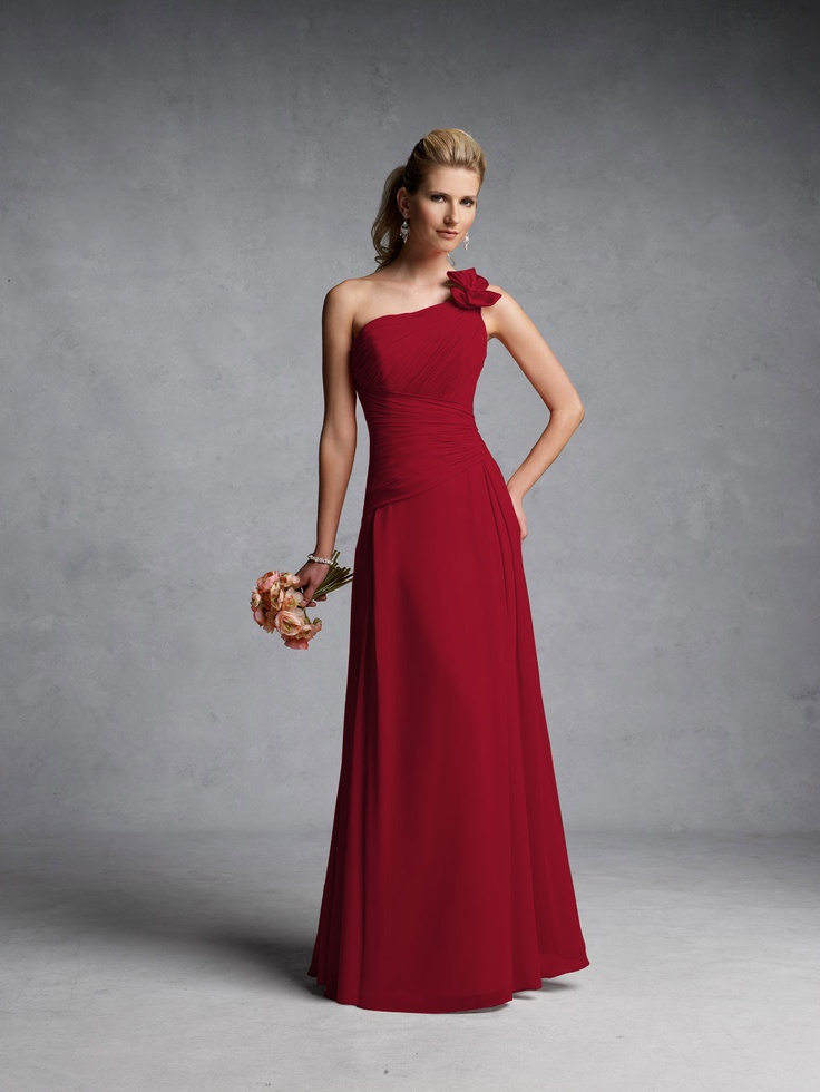Sophia Tolli By11181 Red