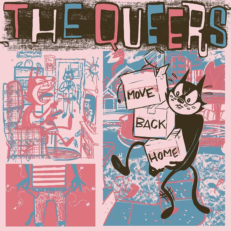 The Queers Move Back Home