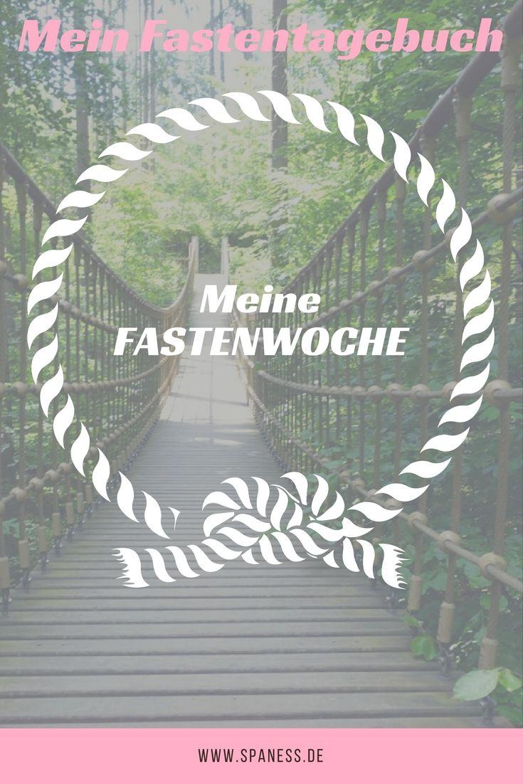 Wellness Blog: Meine Fastenwoche - ein Erfahrungsbericht.