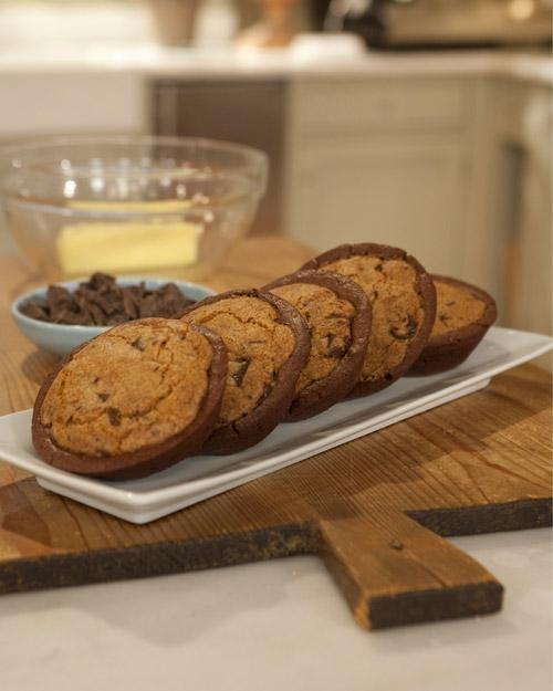 Brookie-- Brownie/cookie Hybrid Recipe