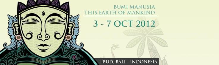 Ubud Writer's Festival in October