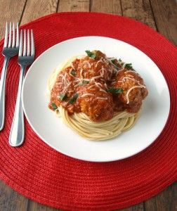 Crock Pot Spaghetti sauce | Kitchen Dreaming