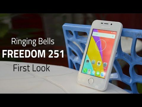Freedom 251 'Cheapest Smartphone' to Launch on Wednesday   NDTV Gadgets360.com