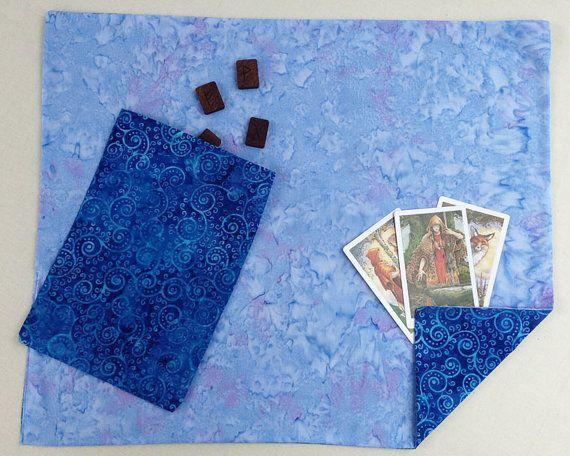 how to make a tarot spread cloth