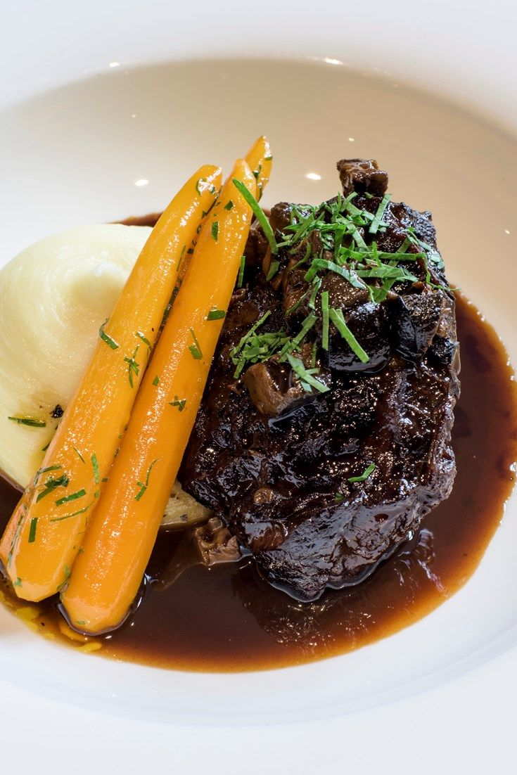A collection of beef cheek recipes from Great British Chefs, with slow-braised techniques getting the most out of this underrated cut of beef.