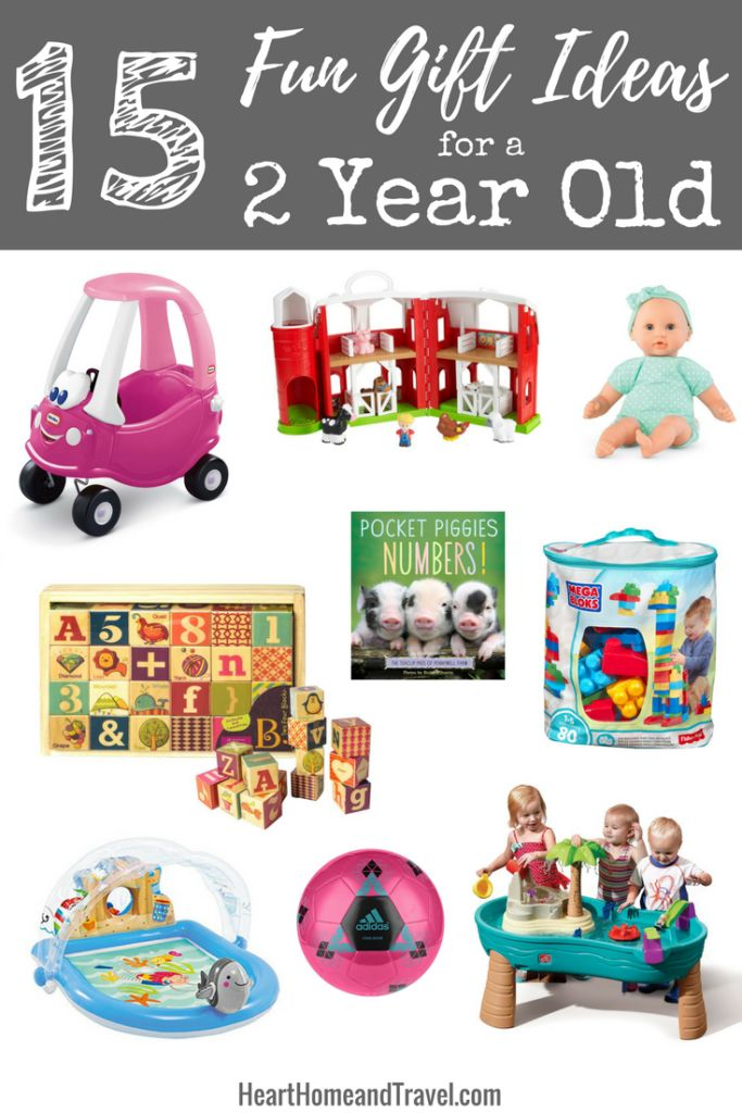 15 Fun Gift Ideas For A 2 Year Old  Best Of Heart, Home -4496