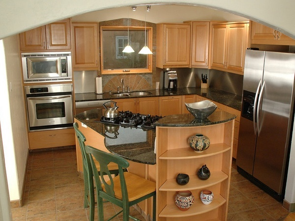 Kitchen Island For Small Kitchens 79 best small kitchens images on pinterest | kitchen, dream