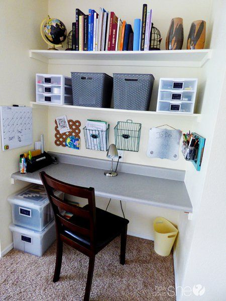 best 25 desk organization tips ideas on pinterest diy room organization room organization. Black Bedroom Furniture Sets. Home Design Ideas