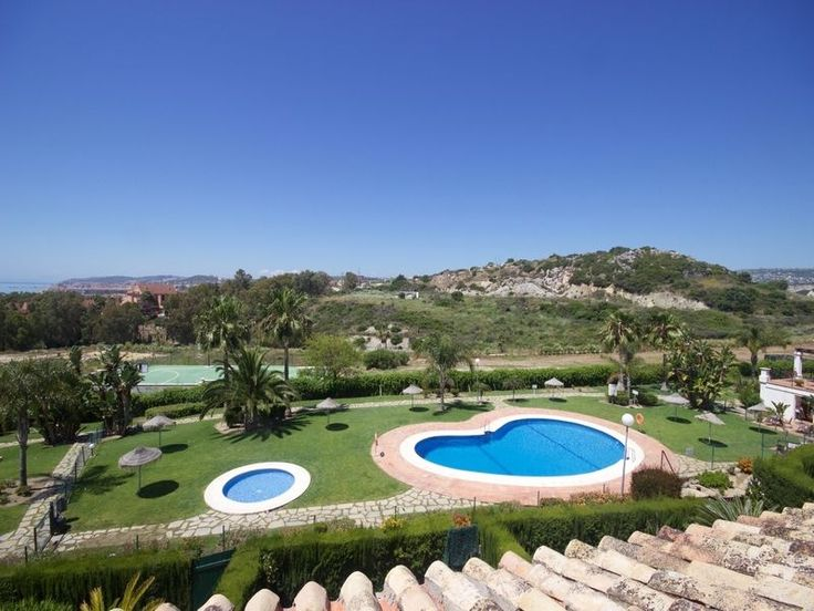 penthouse in casares, for sale, 3 bedrooms, 220.000€