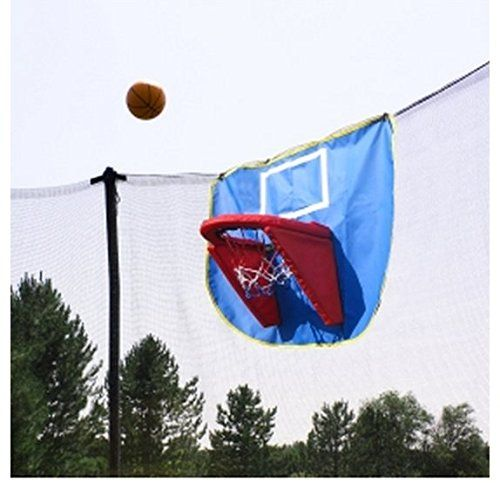 awesome Basketball Hoop For Trampoline - Accessories Games Fun Turn your trampoline into a basketball court with the Skywalker Trampoline Basketball Hoop and Ball. It is easy to set up and the backboard attaches t... http://gameclone.com.au/accessories/basketball-hoop-for-trampoline-accessories-games-fun/ Check more at http://gameclone.com.au/accessories/basketball-hoop-for-trampoline-accessories-games-fun/