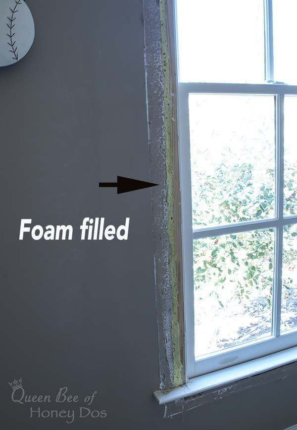 Delightful How To Insulate Drafty Windows (Permanently)!