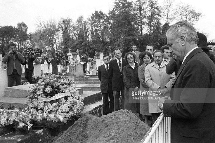 Photo d'actualité : Affaire Robert Boulin in Villandraut, France on...