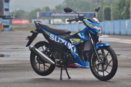 this Suzuki See All New Satria F150 Special Edition at GIIAS by future cars
