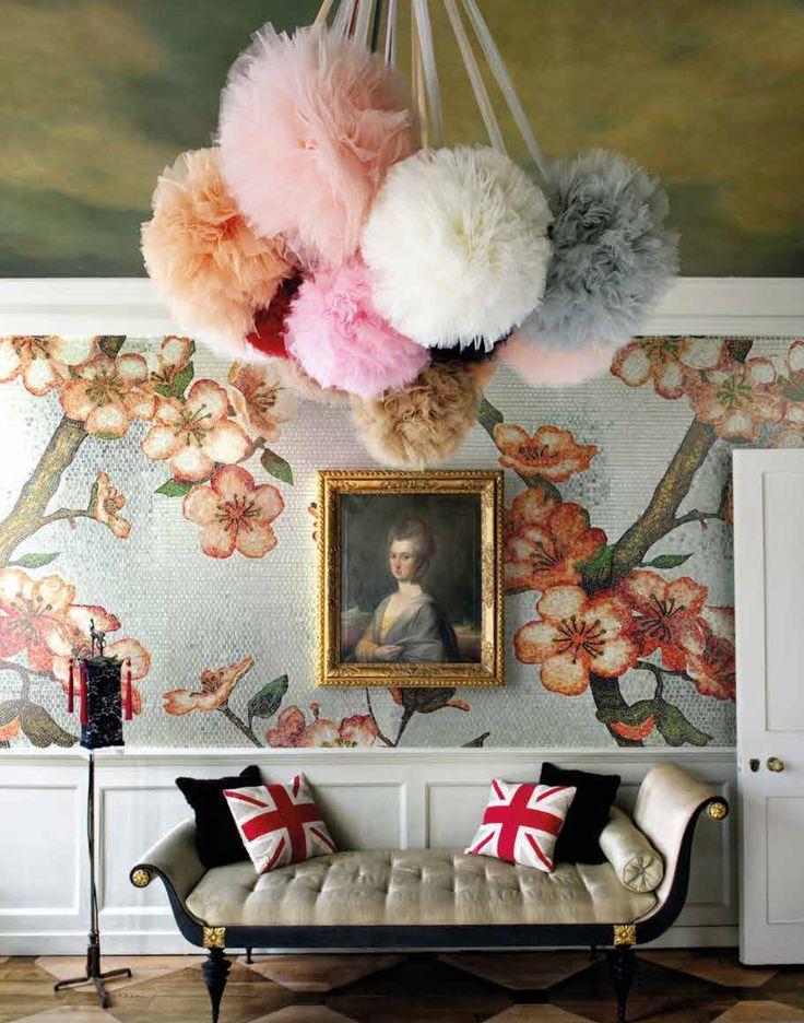 28 best Decorations Flora images on Pinterest | Mosaic, Mosaic art ...