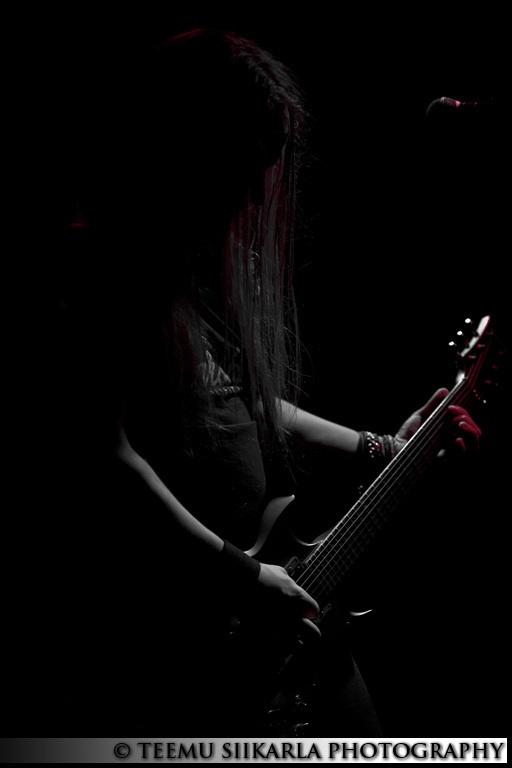 Jake of Crimsonic.  Check it out: http://www.crimsonicband.com