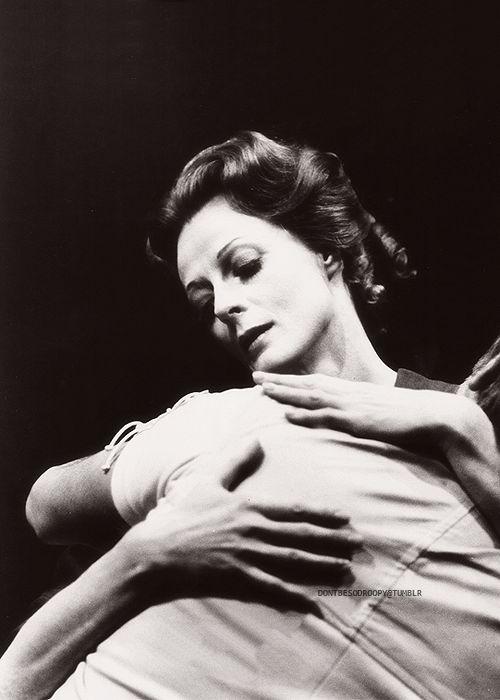 Maggie Smith - Anthony and Cleopatra, Stratford (1976)
