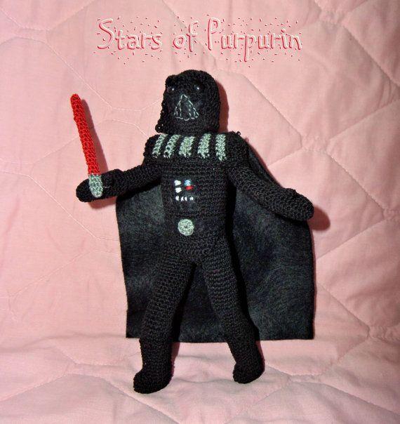 Bajo Pedido Darth Vader de La Guerra de las por StarsOfPurpurin