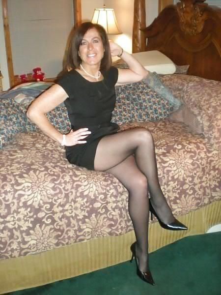 Passions Mature Pantyhose Experienced Mature 20