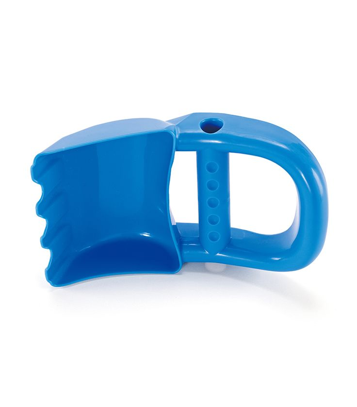 Hand Digger Blue From Hape from The Wooden Toybox