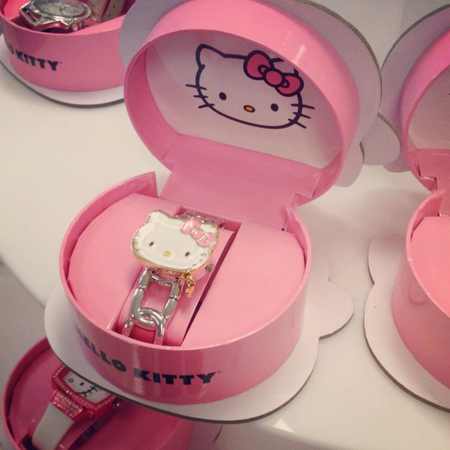 Hello Kitty Watches at Kohl's