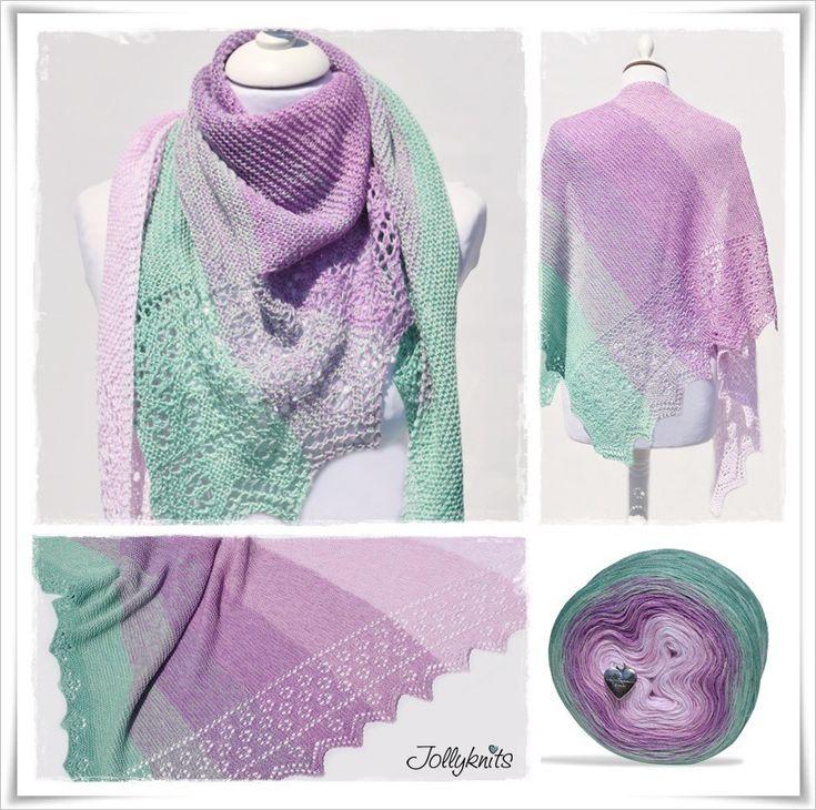 4135 best Shawls, wraps, scarfs,etc. images on Pinterest | Knit ...