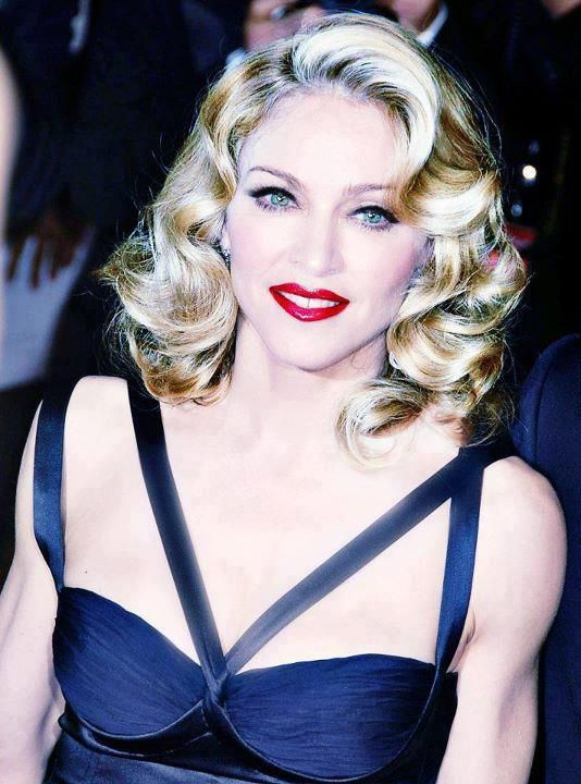 Madonna is the ultimate fit mommy.