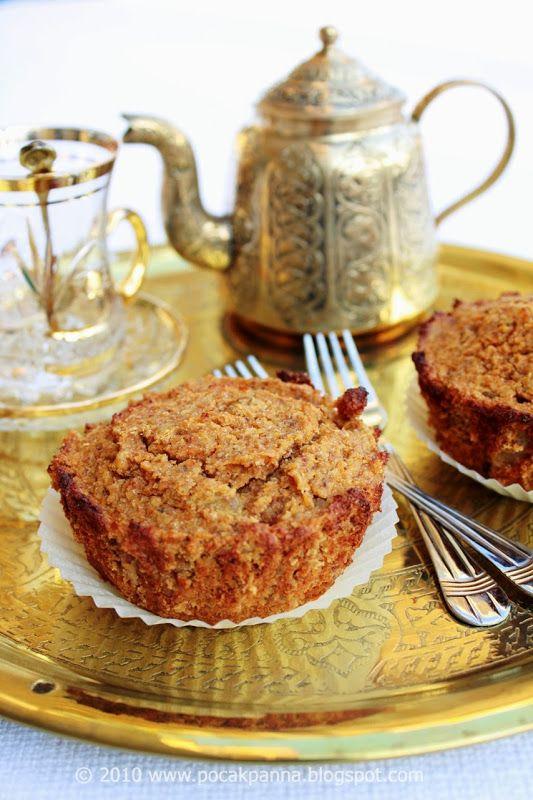 Répás muffin forradalmasítva (glutén-, laktóz- és cukor mentes)   Pocak Panna