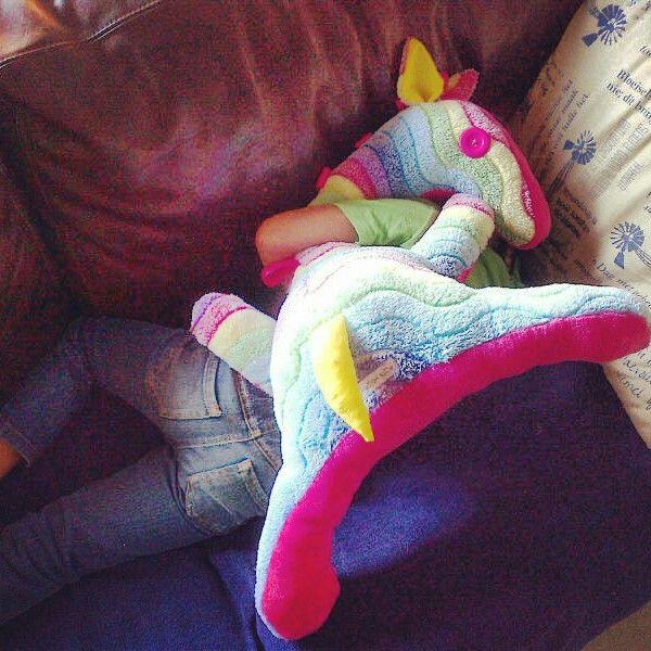 Nap time with Bibi