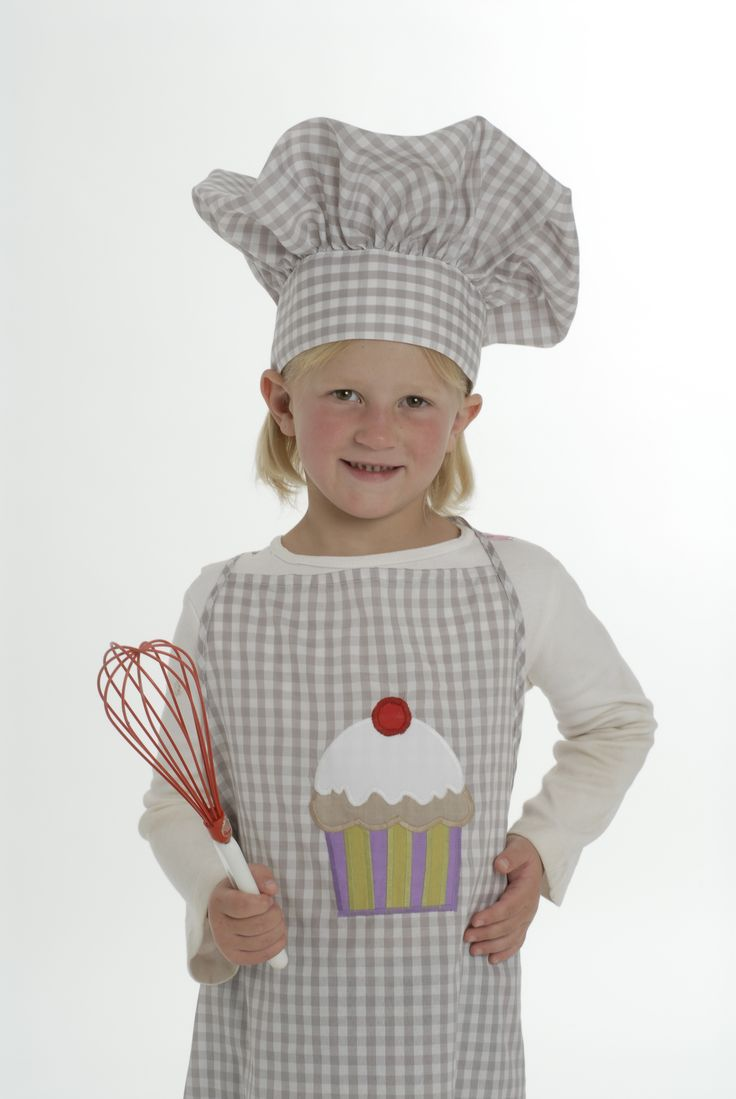 Chef uniforms for kids