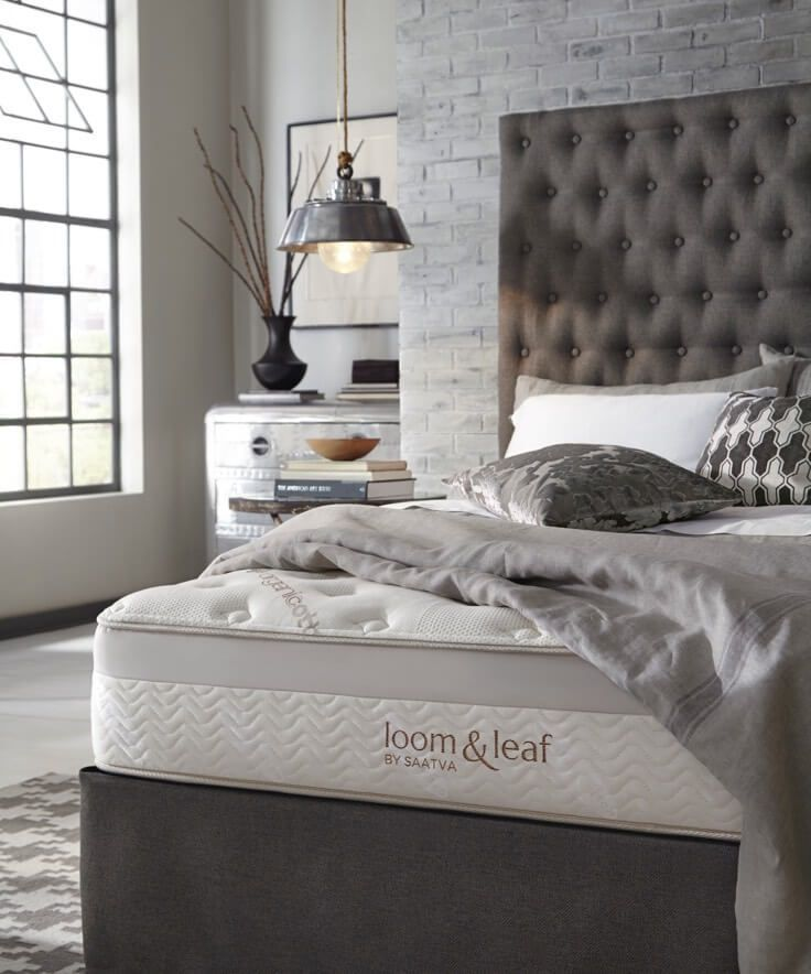The Loom And Leaf Mattress Review What S The Appeal Mattress Mattresses Reviews Old Mattress