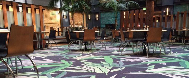 Heritage Hotel Auckland Custom Designed Axminster Carpet by Irvine Flooring