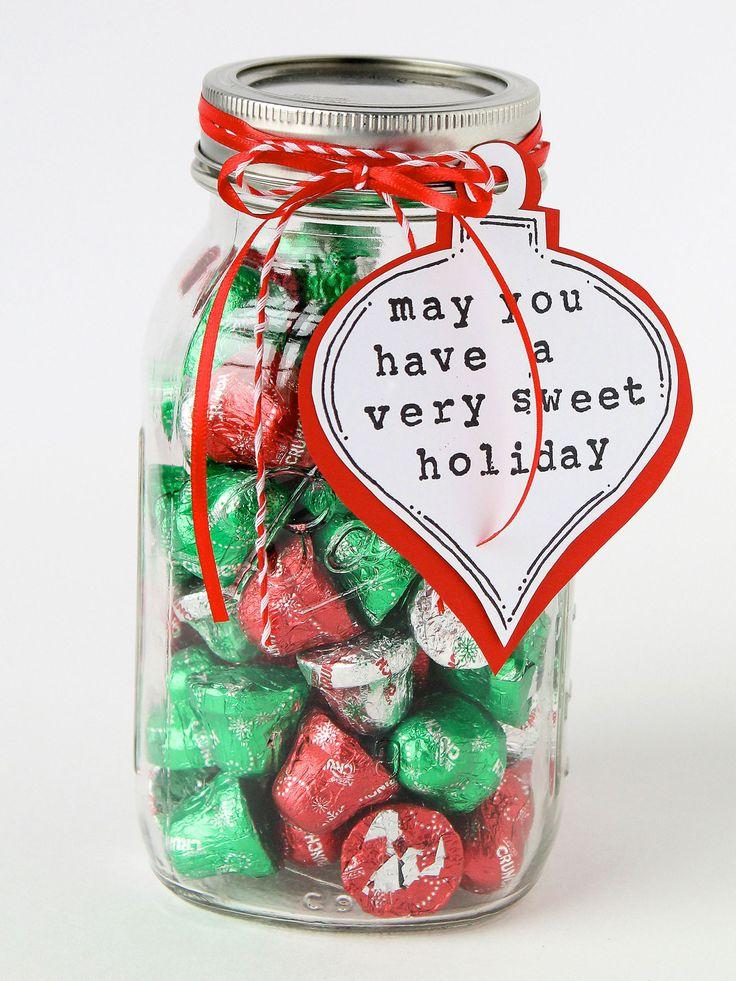 25 Mason Jar Gifts - Holiday Uses for Mason Jars