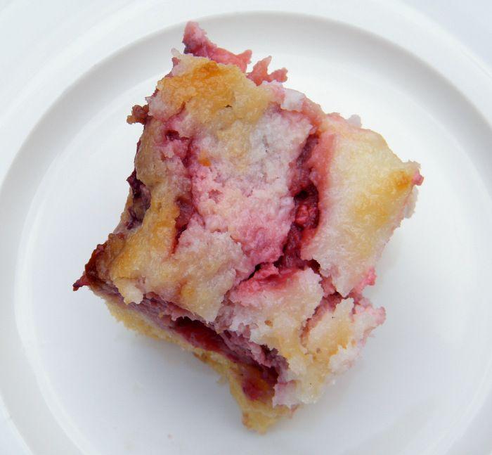 Recept: Kokos- aardbeientaart - Tante Pollewop