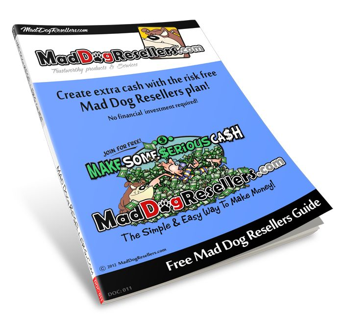 Sample book or magazine mock-up by Mad Dog Graphix