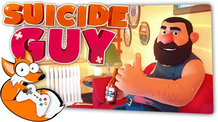 ТОП 5 ЛУЧШИХ СПОСОБОВ САМОУБИТЬСЯ  Симулятор Самоубийцы / Suicide Guy https://youtu.be/IGkTkAWRY1M