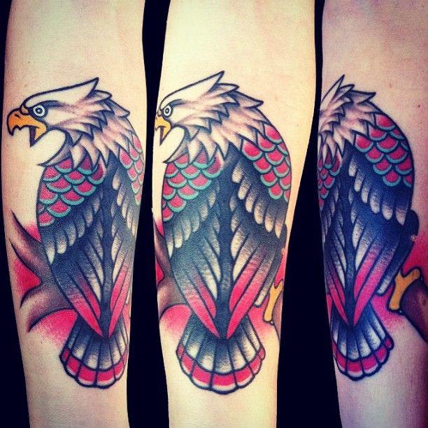 #eagle #eagles #harley #motor #aquila #traditonaltattoos #tradizionale #traditional #tattooroma #tatuaggio #tattooing #tattoos #tattoo #picoftheday #popular