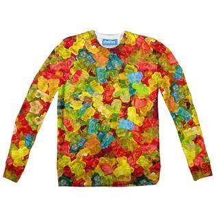 Gummy Bear Youth Sweater