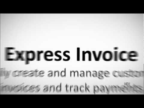 Express Invoice Invoicing Software | Overview -- A look at Express Invoice, the best professional invoicing solution for entrepreneurs, freelancers and small- to medium-sized businesses. Manage customer billing and payments, overdue accounts, sales productivity, and reporting all with one easy-to-use program from NCH Software.
