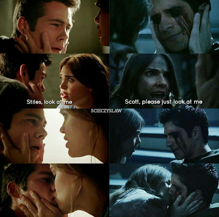 Love makes everything better in teen wolf