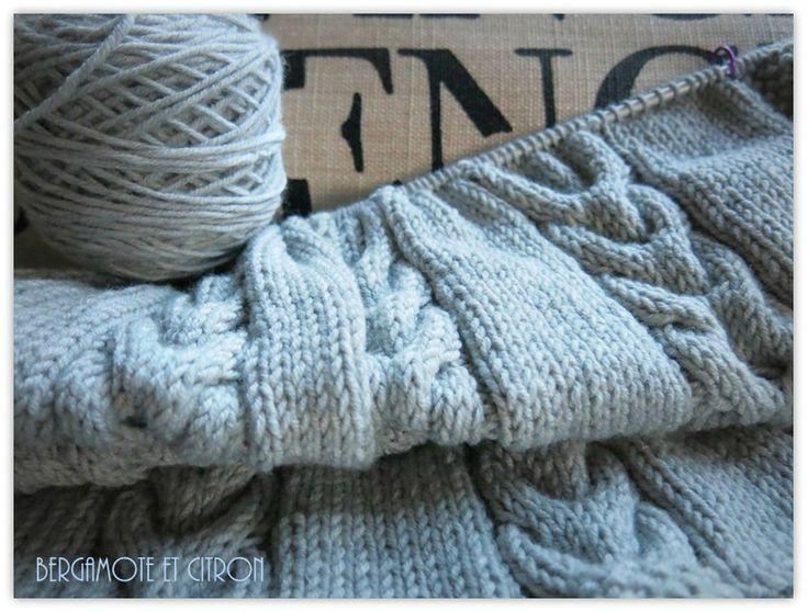 Marcel Afghan Knitting Pattern : Petit tuto du dimanche soir... Les accessoires ...