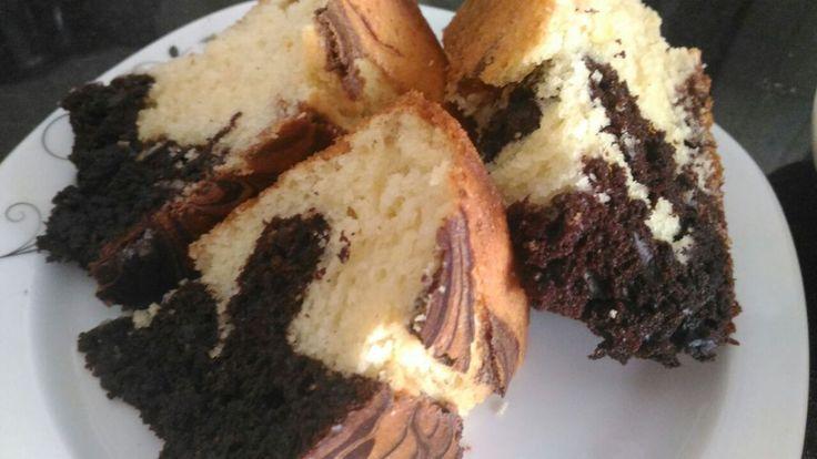 Kayısılı Kakaolu Kek Tarifi