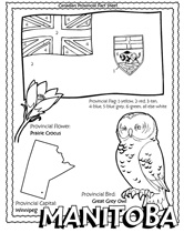 coloring pages for all the provinces