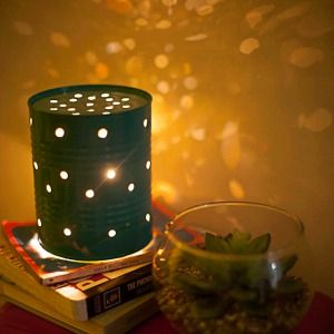 Tin Can Craft Projects Ideas