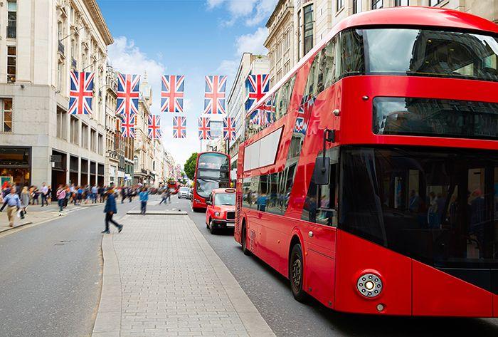 7. Londres (Gran Bretaña): Al igual que París, el alcalde de Londres dice que la ciudad prohibirá los coches diesel para 2020.