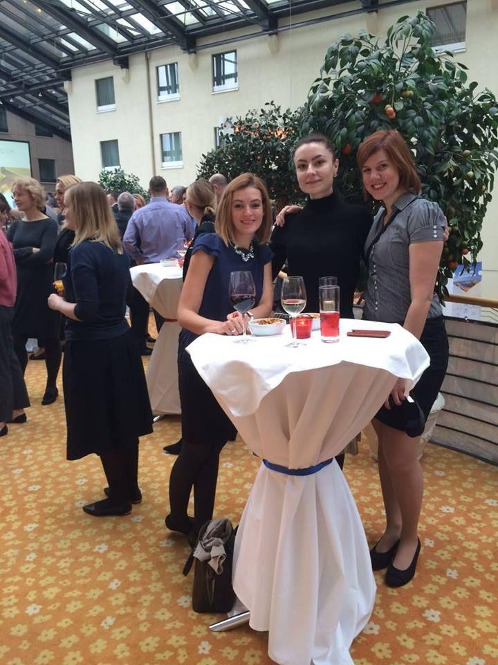 Tým Národní Pokladnice na World MoneyFair 2016 v Berlíně