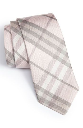 Burberry London Check Print Silk Tie | Nordstrom