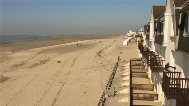 Le Crotoy, la plage